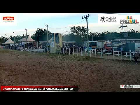 3º RODEIO DO PL LOMBA DO BUTIÁ - PALMARES DO SUL RS