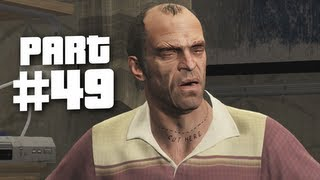 Grand Theft Auto 5 Gameplay Walkthrough Part 49 - Minor Turbulence (GTA 5)