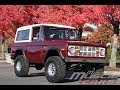 1970 Ford Bronco - Mainly Muscle Cars Test Drive