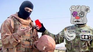 Злой Обзор 6Б52 Ратник для Сирии