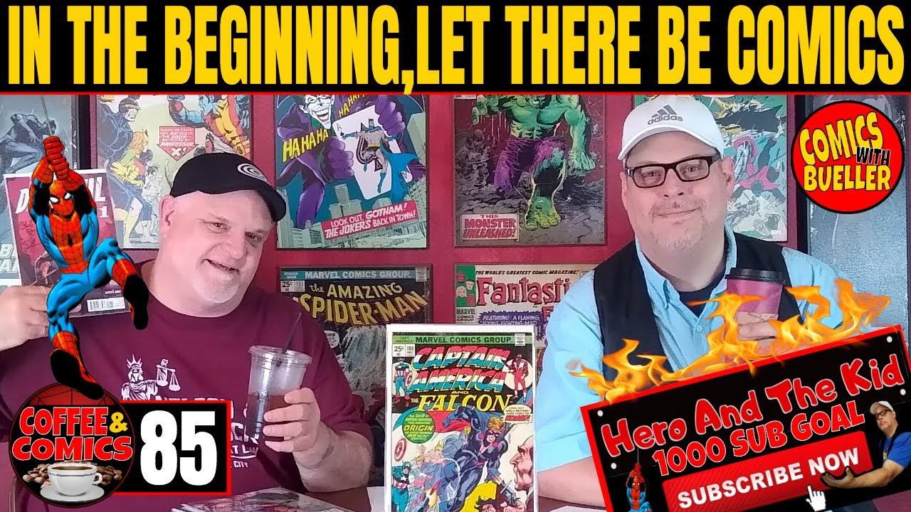 Do Comic Books Make Life Better ? YES!!! Coffee & Comics - New comics this week