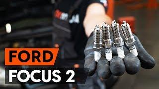 Kaip pakeisti uždegimo žvakės FORD FOCUS 2 (DA) [PAMOKA AUTODOC]