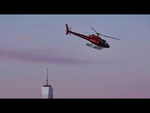 Что известно о крушении вертолета в центре Нью-Йорка