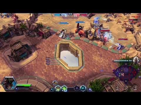 Heroes of the Storm - Daily Dose Episode 165: Overwatch Hero Complex