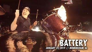Metallica: Battery (Birmingham, AL - January 22, 2019)