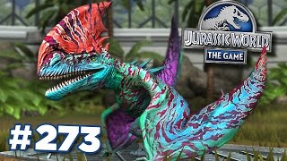Tapejalosaurus The NEW Bargain Hybrid! || Jurassic World - The Game - Ep273 HD