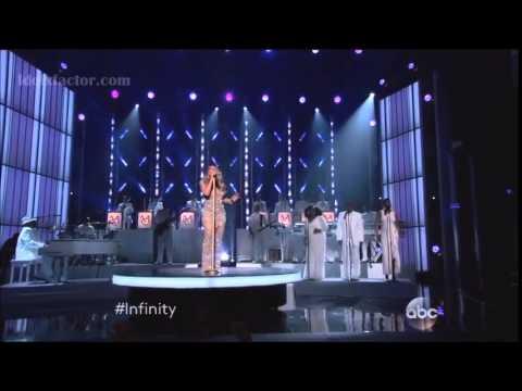 Mariah Carey   Vision Of Love & Infinity   BMA's 2015