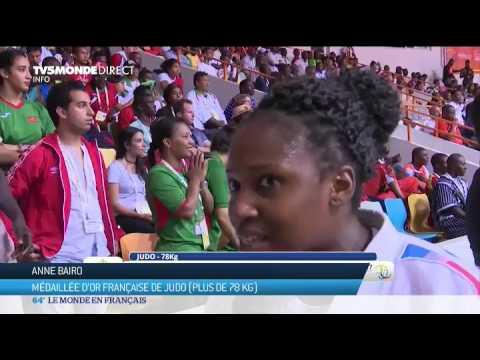 Francophonie / Interview de Michaëlle Jean (OIF) sur TV5MONDE