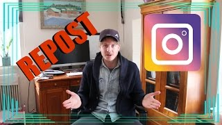 How To Repost On Instagram With IPhone & Android With Repost App 2017