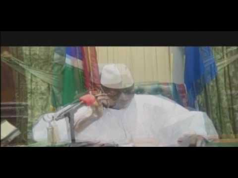 YAHYA JAMMEH TELEPHONE CALL TO  ELLEN SIRLEAF FOR ECOWAS TO PROVIDE HIM JUDGES (IS IT NOT LATE )?