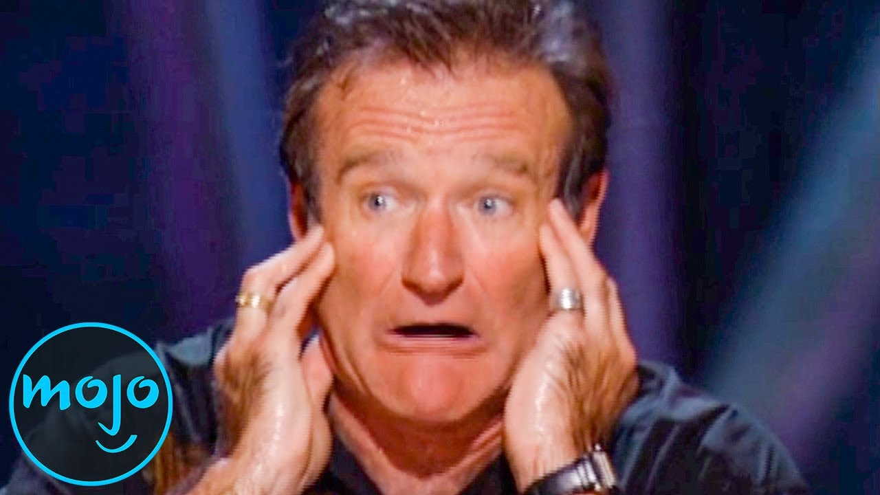 Download Top 10 Funniest Robin Williams Moments We'll Never Forget