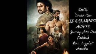 Bahubali 2 ending song / Soundtrack 2017