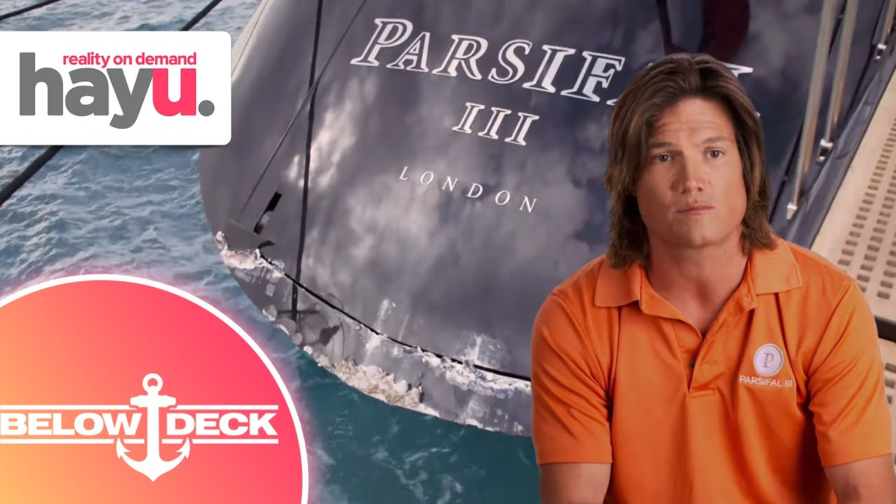 Download The Boat Crashes on The Dock | Season 2 | Below Deck Sailing Yacht