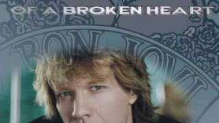 Bon Jovi Edge Of A Broken Heart Youtube