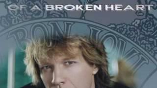 Bon Jovi Edge Of A Broken Heart Youtube
