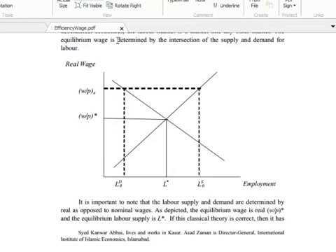 L4b: Keynes Versus Classics on Unemployment