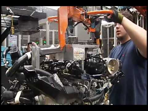Nissan Engine Production At Decherd Tennessee