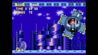 Metal Sonic Boss
