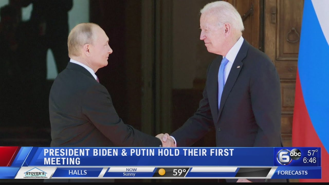 Biden, Putin discuss ambassadors, nuclear weapons and more