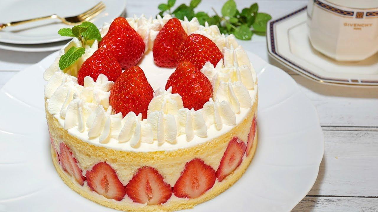 の ショート ケーキ いちご