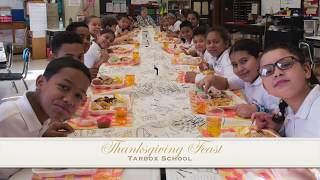 Tarbox School Thanksgiving
