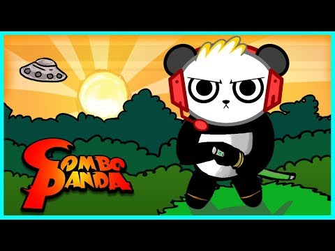 Super Panda Adventure! Let's Play with Combo Panda!
