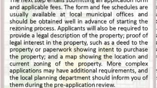 The Pros and Cons of Rezoning a Property