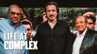 Sopranos' Cast Talks SopranosCon & Reflects On Its Legacy! | #LIFEATCOMPLEX