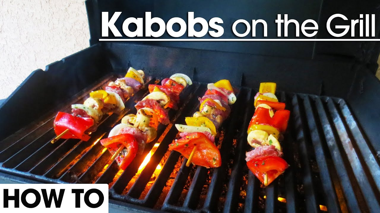 How long do i grill chicken kabobs - Kabobs On The Grill Simple And Easy