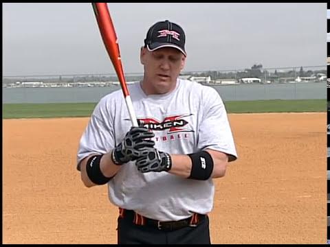 how to stop bat grip sliding