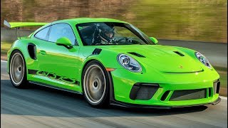 2019 Porsche 911 GT3 RS At Michelin Raceway Road Atlanta