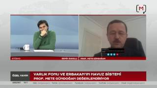 Prof. Mete Gündoğan:
