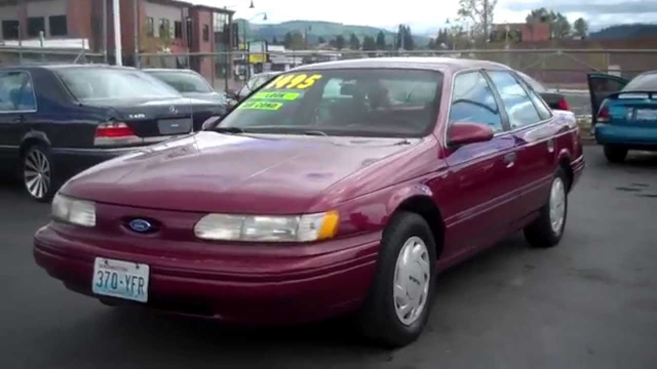 1993 ford taurus sold youtube. Black Bedroom Furniture Sets. Home Design Ideas