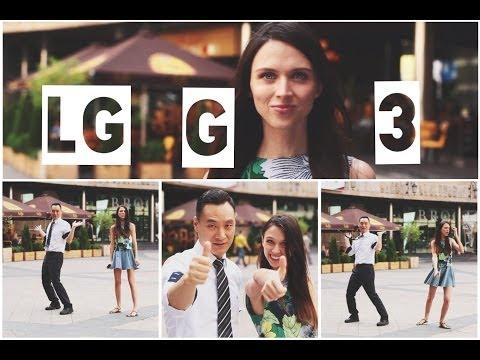 LG G3: обзор первого QHD смартфона!