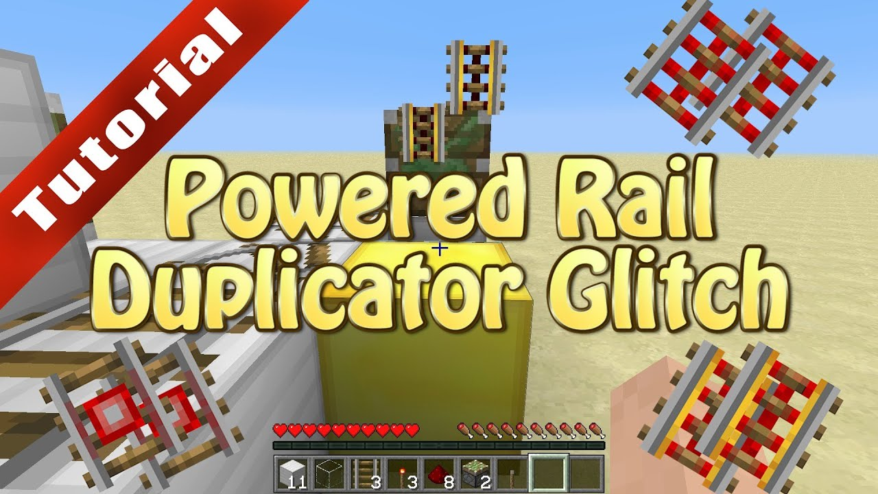 how to make powered rails work in minecraft xbox