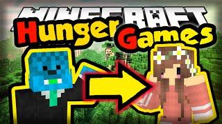 Minecraft: POSTAO SAM ŽENSKO XD | Hunger Games