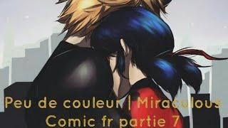 Peu de couleur | Miraculous Comic fr pt 7 -Iman Iman