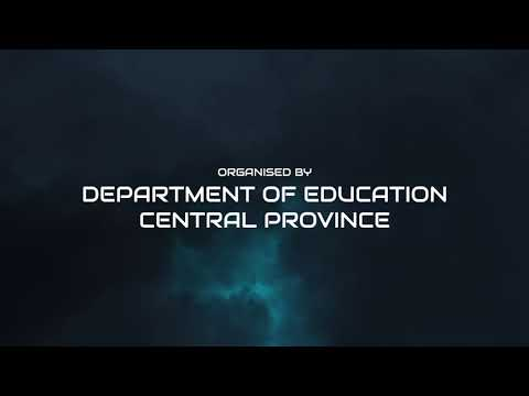 Edinext 2017 | Department of Education Central Province