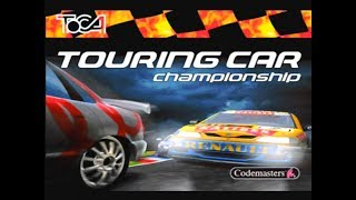 Playthrough [PSX] TOCA Touring Car Championship