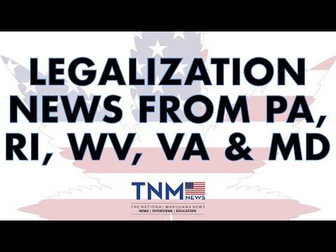Rhode Island, Pennsylvania, West Virginia, Virginia and Maryland | TNMNews.com