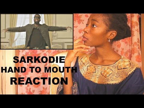 Sarkodie Hand to Mouth REACTION