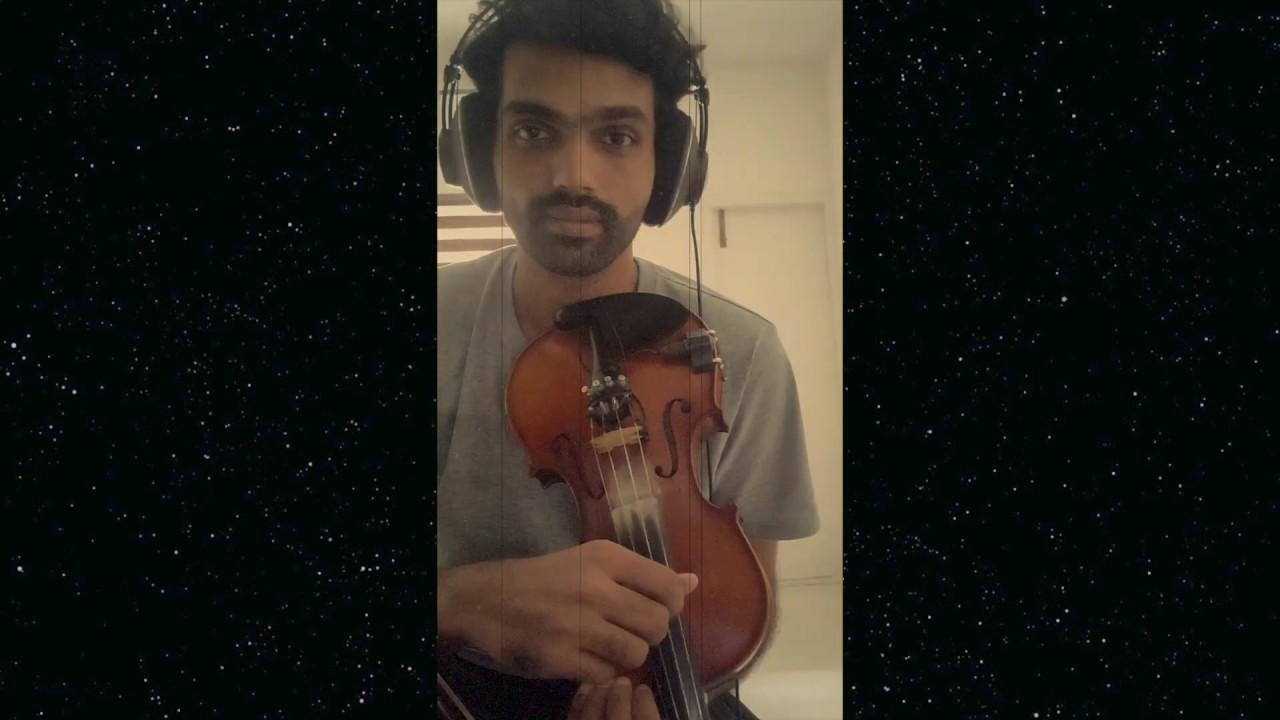 Maithreem Bhajatha | Solos | Manoj Kumar - Violinist