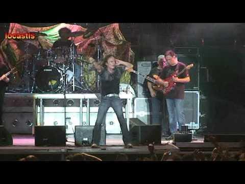 Βασίλης Παπακωνσταντίνου - Δεν υπάρχω - Scorpions - Συναυλία Καραϊσκάκη 2009