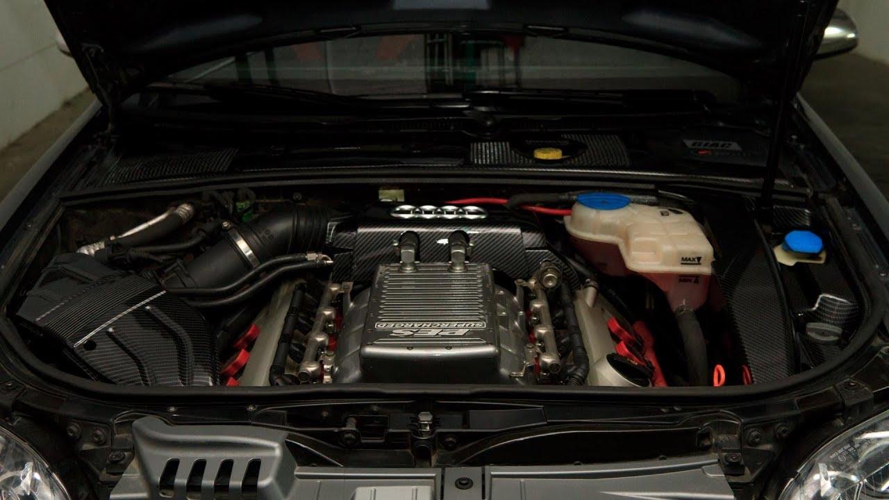 Porsche Turbo S V6 3 8 Upsolute Vs Audi S4 B7 4 2 V8 Pes