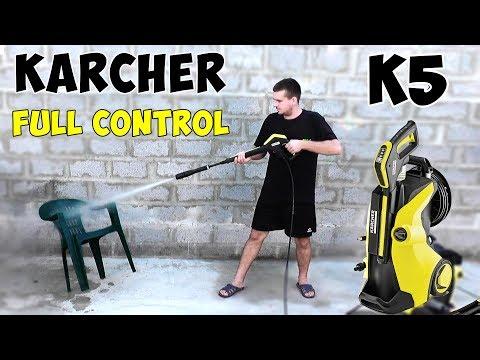 Керхер как пользоваться видео