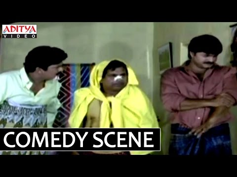 Kshemanga Velli Labanga Randi Comedy Scenes - Sri kanth & Brahmanandam Comedy