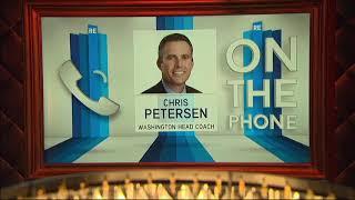 Why Washington's Chris Peterson Had Wazzu Alum Ryan Leaf Address Huskies   The Rich Eisen Show