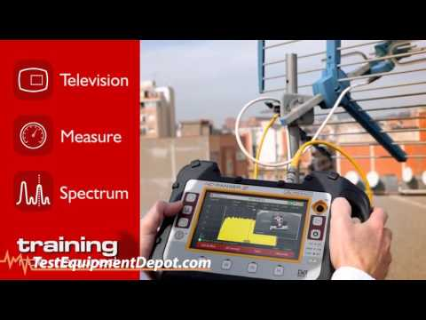 Promax HD RANGER 2: The New Generation Of All In One Handheld Spectrum Analyzers