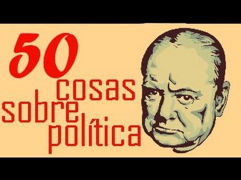 50 cosas que hay que saber sobre politica - Audiolibro completo
