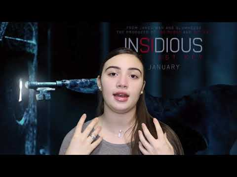 Insidious The Last Key by Alejandra G
